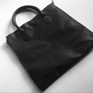 Givenchy Perfums vegan leather (faux) tote